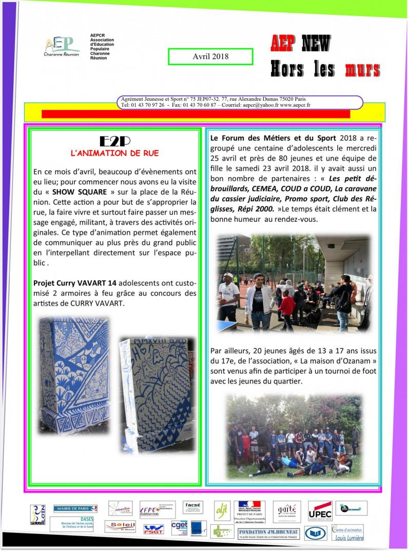 Aep news avril 2018 2