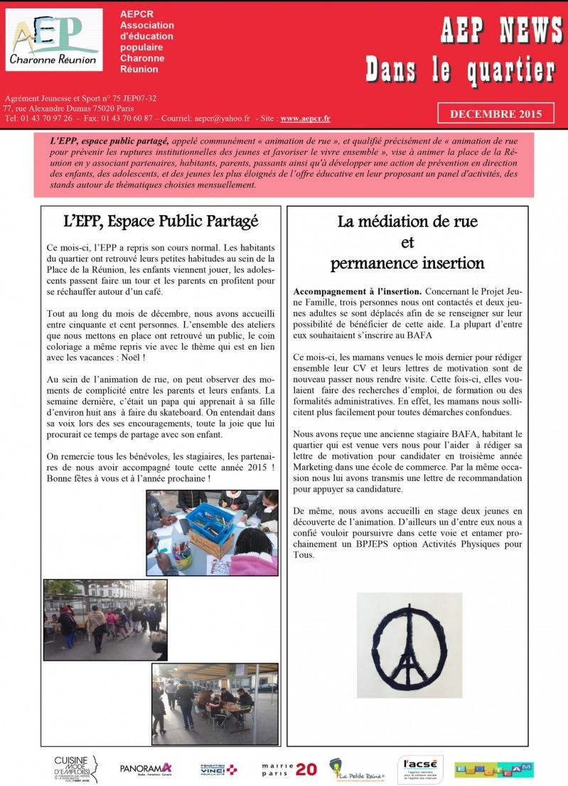 Aep news decembre 2015 2