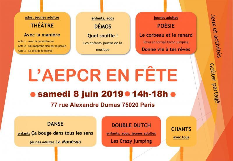 Fete 2019 aepcr