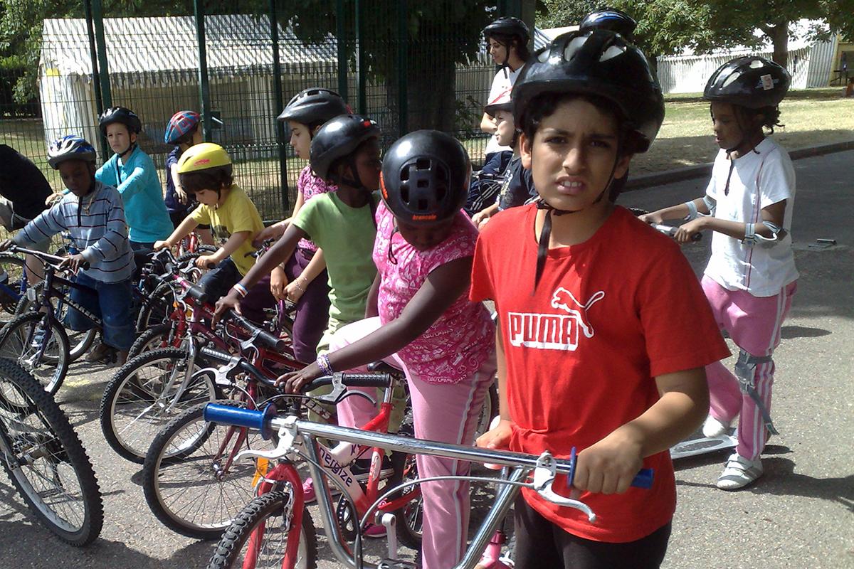 Sortie vélos